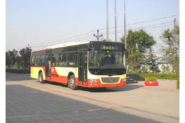 恒通CKZ6126NA4公交车(天然气国四23-46座)