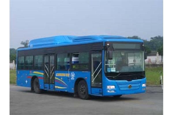 恒通CKZ6116HNHEVA4公交车(天然气混合动力国四19-46座)