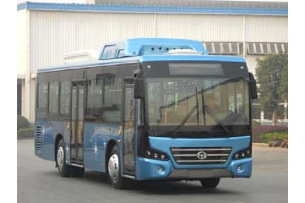 恒通CKZ6116N5公交车(天然气国五18-40座)