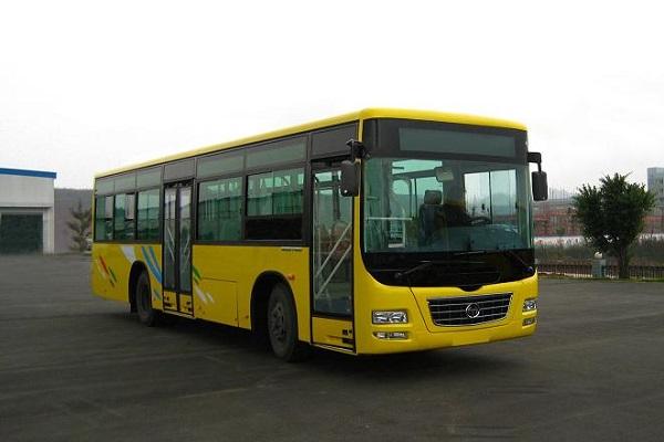 恒通CKZ6106NA4公交车(天然气国四18-40座)