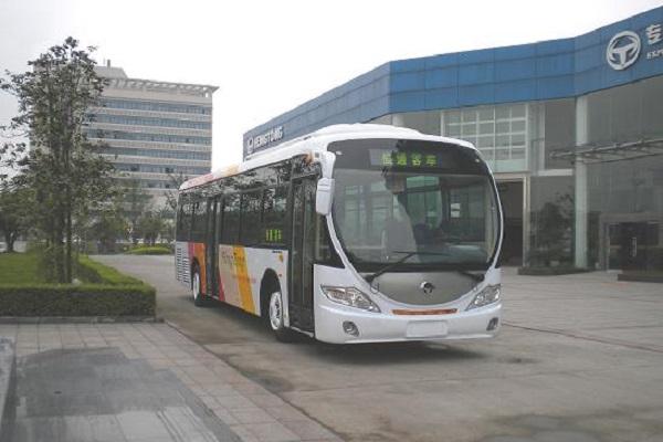 恒通CKZ6127H4公交车(柴油国四19-45座)
