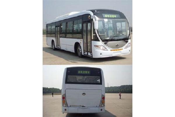 恒通CKZ6127HBEVF公交车(纯电动19-45座)