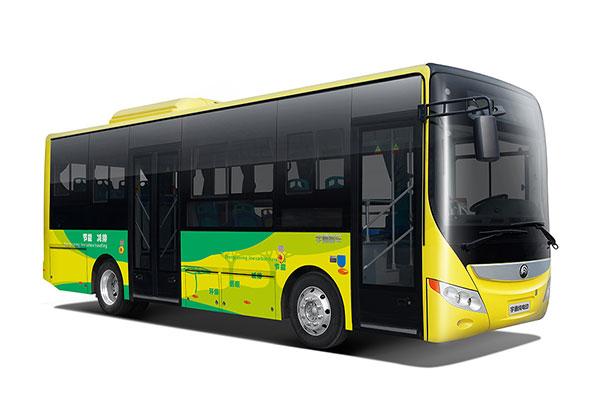 宇通E8公交车(纯电动10-72座)