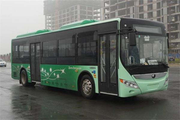 宇通ZK6105BEVG16公交车