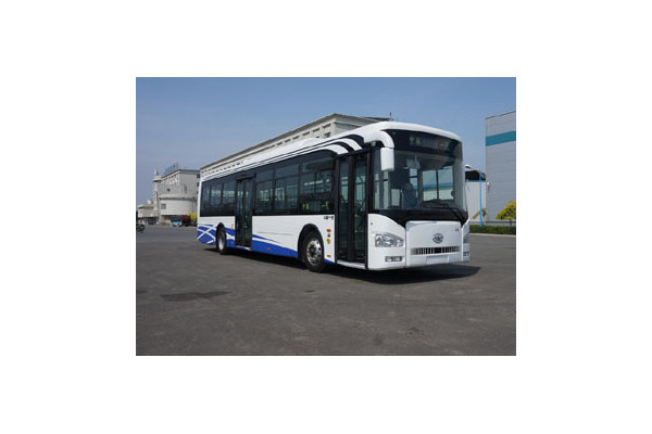 一汽CA6124URBEV21公交车(纯电动17-36座)