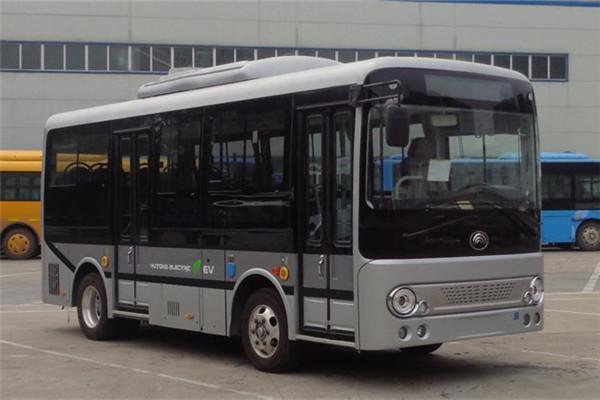 宇通ZK6650BEVG9公交车