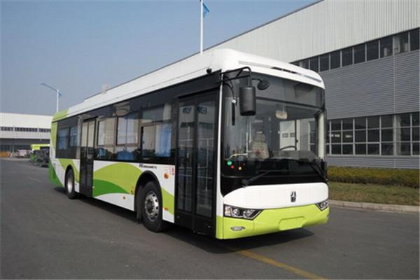 亚星JS6128GHBEV5公交车