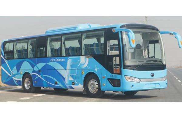 宇通ZK6115BEV5Y客车