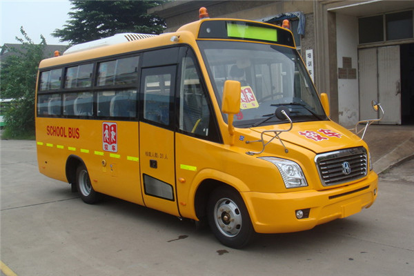 亚星JS6680XCP01小学生专用校车