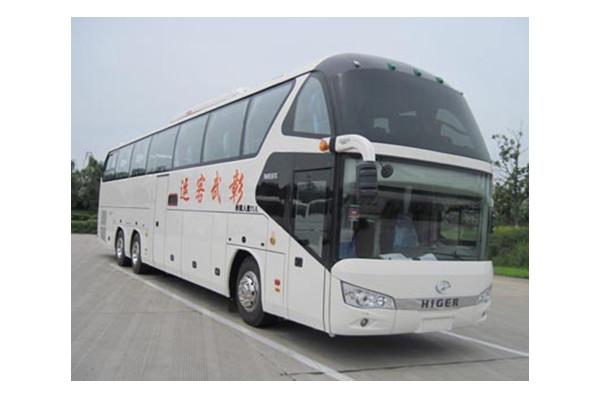 海格KLQ6142DAE51客车(柴油国五24-71座)
