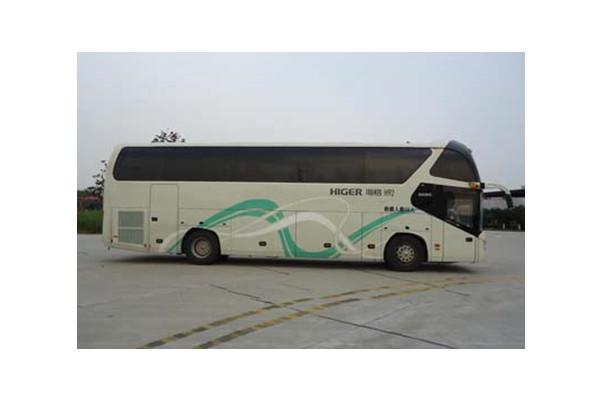 海格KLQ6112HDE51客车(柴油国五24-57座)