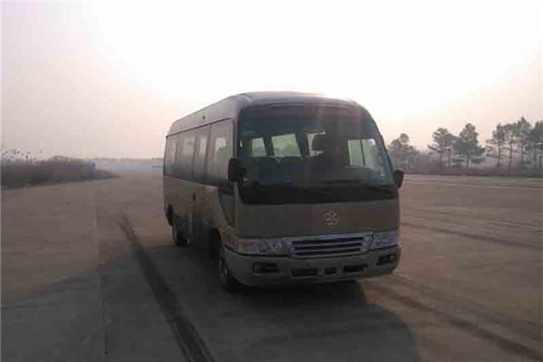 银隆GTQ6601BEV1客车(纯电动10-18座)