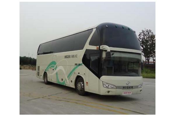 海格KLQ6112HDE41客车