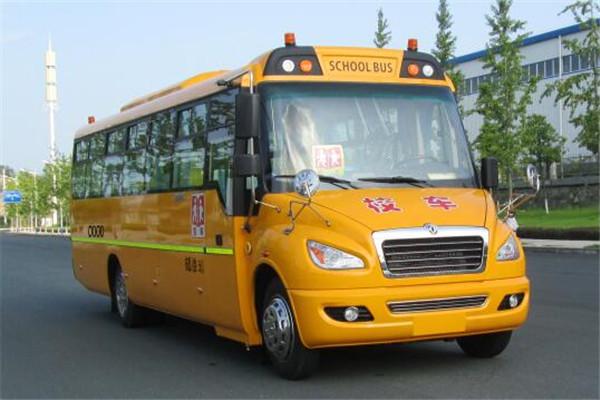东风超龙EQ6958STV2小学生专用校车
