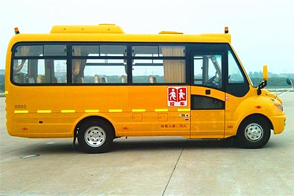 东风DFH6660B小学生专用校车