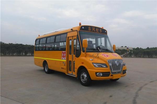 东风DFH6660B1幼儿专用校车
