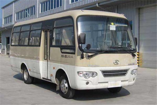 金龙XMQ6608AYD4D客车