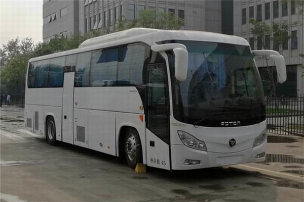 福田欧辉BJ6102EVUA客车