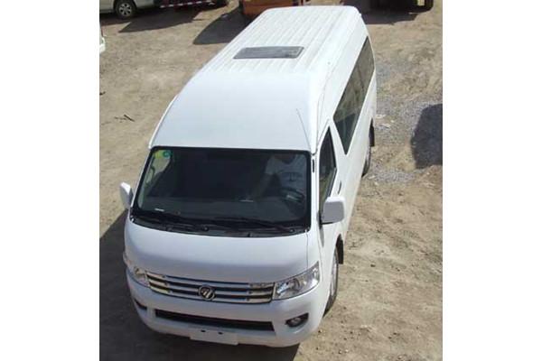 福田图雅诺BJ6609U2DDA-V3轻型客车(柴油国五10-18座)