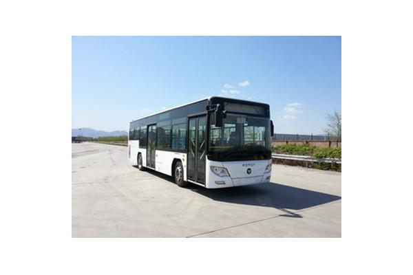 福田欧辉bj6105phevca-7插电式公交车(天然气/电混动国五10-37座)