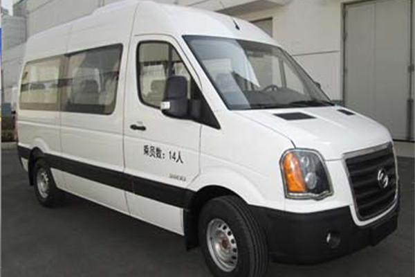 黄海DD6592AHL轻型客车