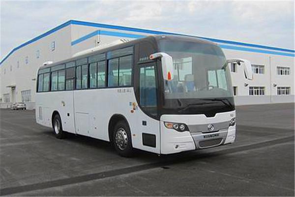 黄海DD6109C71客车