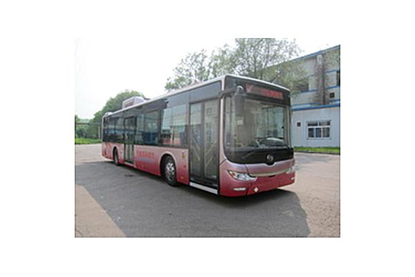 黄海DD6120CHEV2N公交车