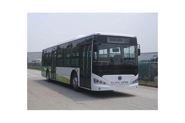 申龙SLK6129ULE0BEVX公交车