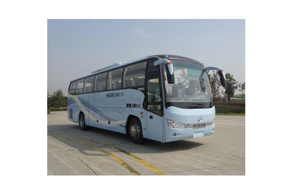 海格KLQ6112HAE52客车(柴油国五24-43座)