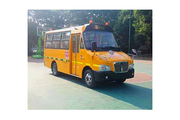 上饶SR6560DYV幼儿专用校车