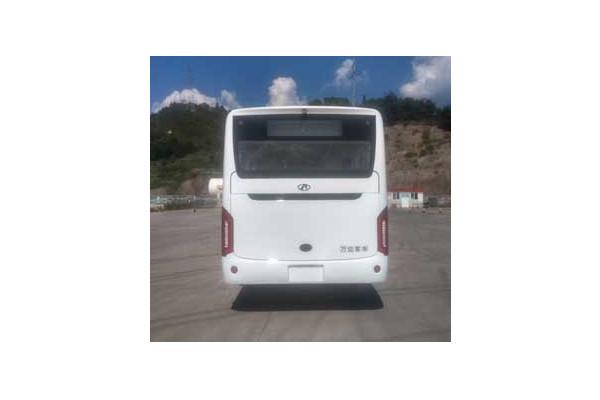 奇瑞万达WD6730DGA公交车