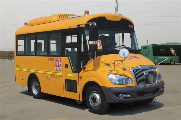 宇通ZK6609DX52小学生专用校车
