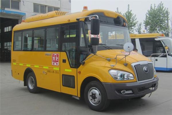 宇通ZK6609DX53幼儿专用校车