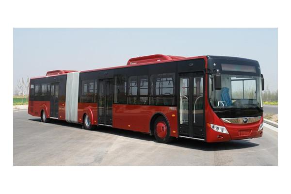 宇通ZK6180HG2A铰接公交车