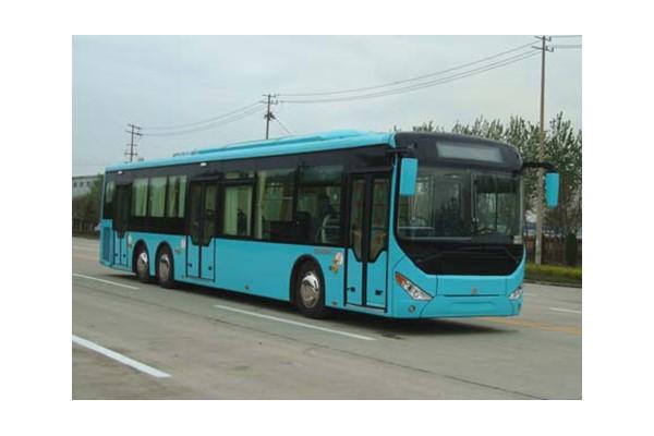 中通LCK6140HGN公交车