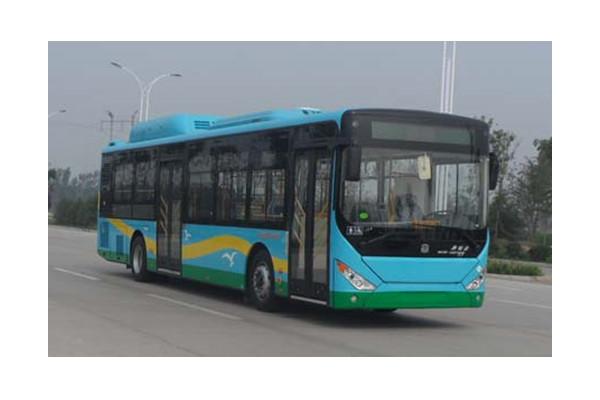 中通LCK6119PHEVNG插电式公交车