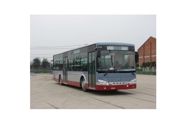 安凯HFF6100G39CE5公交车(天然气国五25-37座)