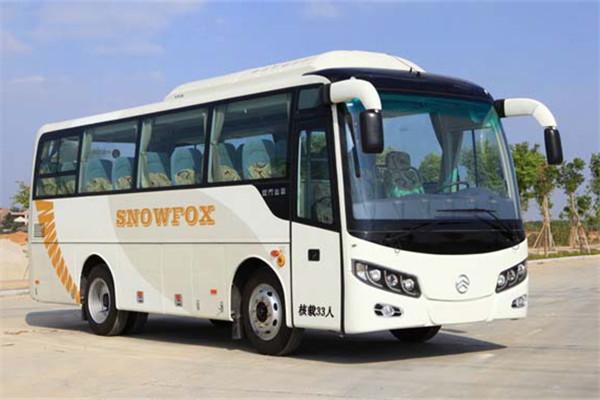 金旅XML6757J95Z客车(柴油国五24-32座)