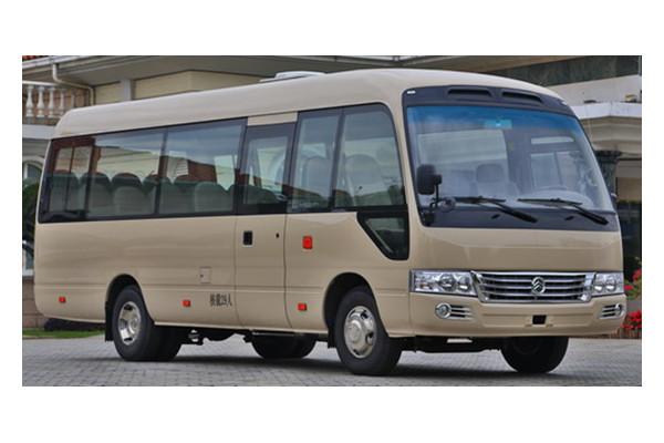 金旅XML6729J25客车(柴油国五10-23座)