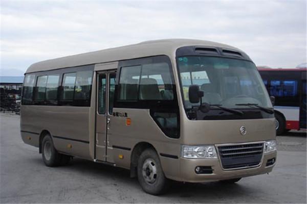 金旅XML6700J15客车(柴油国五10-23座)