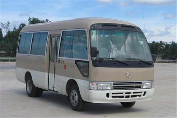 金旅XML6601J15客车