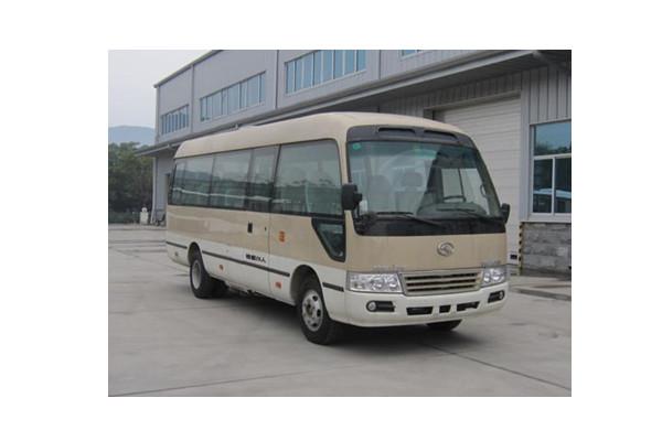 金龙XMQ6606AYD5D客车
