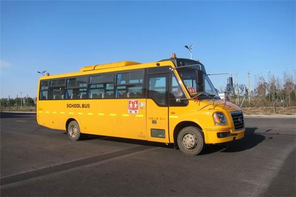 黄海DD6930C03FX小学生专用校车
