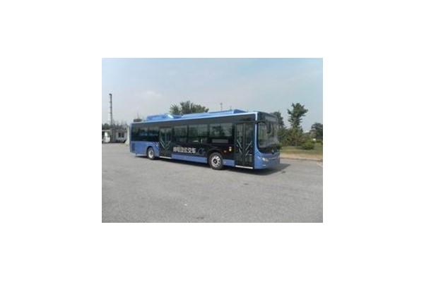 黄海DD6129EV16公交车(纯电动18-45座)