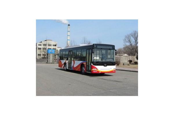 黄海DD6118B22公交车