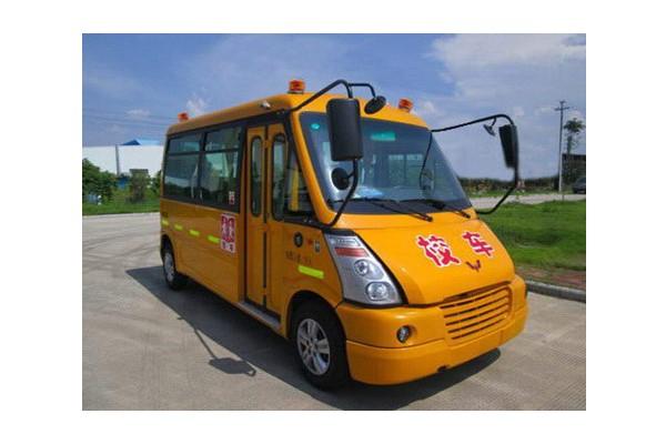 五菱GL6508XQV小学生专用校车(汽油国五10-19座)