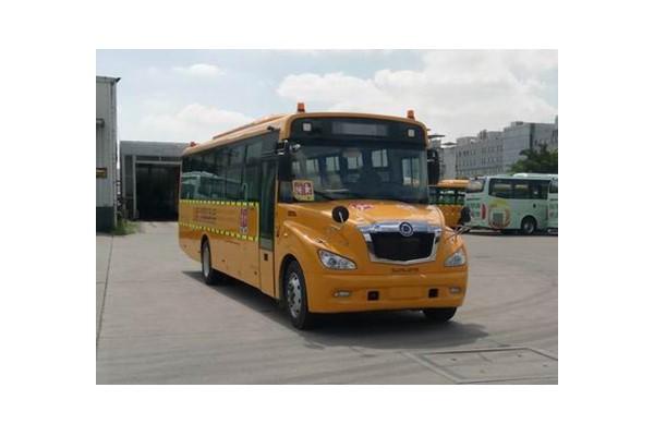 申龙SLK6100XSD5小学生专用校车(柴油国五24-56座)
