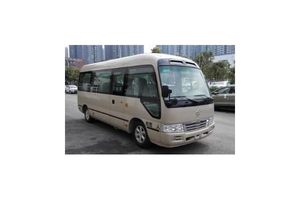 银隆GTQ6601BEVT1客车(纯电动10-18座)