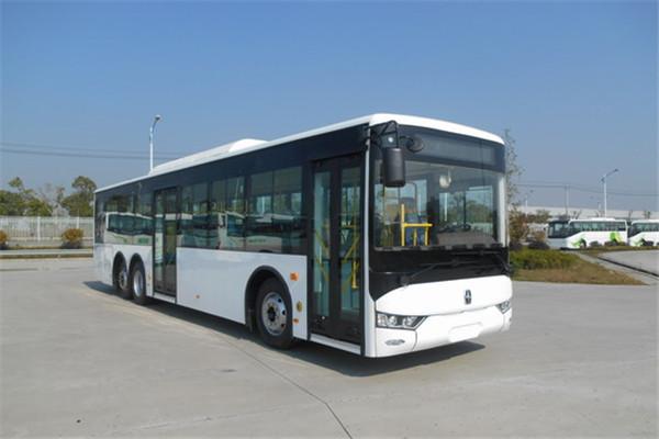 亚星JS6122GHBEV公交车