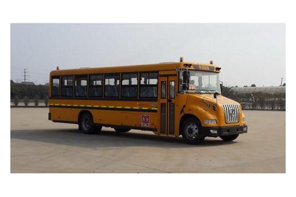 东风DFH6100B1小学生专用校车